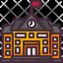 High School School University Icon