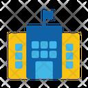Building Education Environment Icon