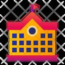 Building School Education Icon