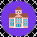 School Institute Graduate School Icon