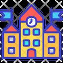 School Building Institute Icon