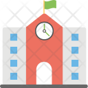Educational College Secondary Icon
