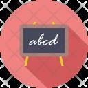 School Education Abc Icon