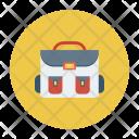 Bag Travelbag University Icon