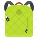 Sackpack Travel Camping Icon