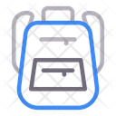 School Bag Education Icon