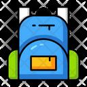 Bag Education School Icon