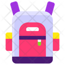 Backpack Travel Bag Bag Icon