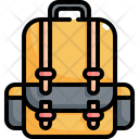 Bag Education Back To School Icon