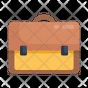 Briefcase Bag Document Icon