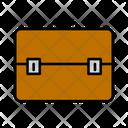 Bag School Briefcase Icon