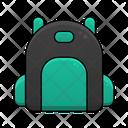 Bag School Education Icon