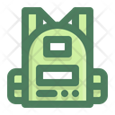 School Bag Icon