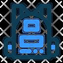 School Bag Education School Icon