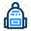 School Bag Back Pack Icon