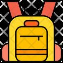 School Bag Bagpack Bag Icon