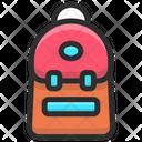 School Bag Study Travel Icon