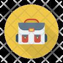 School Bag Travelbag Icon