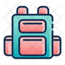 Bag Backpack Suitcase Icon