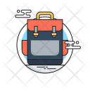 Bag School First Icon