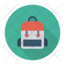 School Bag Handbag Icon