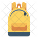 School Bag Travel Icon