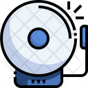 School Bell Bell Alarm Icon