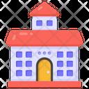 School Building Institute Building Institute Icon
