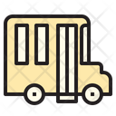 Bus Public Transportation Transportation Icon