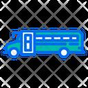 School Bus Bus Transportation Icon