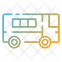 School Bus Bus School Transportation Icon