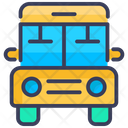 Autobus Bus Bus School Icon
