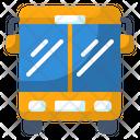 Bus Education Transport Icon