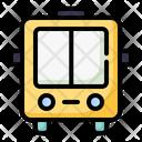School Bus Bus Transport Icon