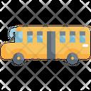Bus Transportation Education Icon