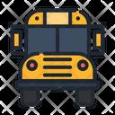 School Bus Transport Bus Icon