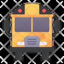 School Bus Bus School Icon