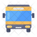 School Bus Motorbus Motorcoach Icon