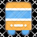Bus School Bus Trasnport Icon
