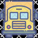 School Van Student Icon