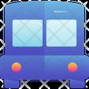 Bus Transport Motor Vehicle Icon