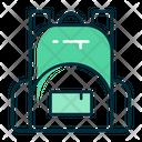 Bag School Bag Education Icon