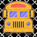 Bus School Van School Bus Icon