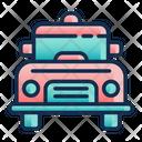 School Bus Bus Vehicle Icon
