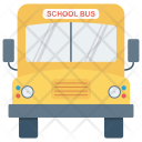 Bus Transport School Icon