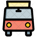 Bus School Transport Icon
