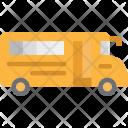School Bus Transport Icon