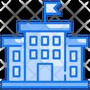 School Campus Icon