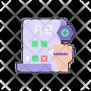School Examination Icon