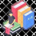 School Library Icon